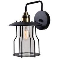 Kenroy Lighting 93771ABRZ Trevor 1 Light 10 inch Bronze Outdoor Wall Lantern Large