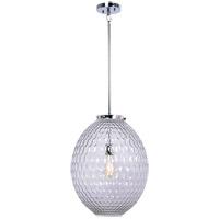 Kenroy Lighting 94029CH Cotes 1 Light 23 inch Chrome Pendant Ceiling Light Large