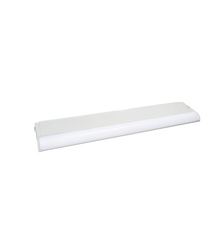 Kichler Lighting Modular Fluorescent 120v/13w Cabinet Strip/Bar Light in White 10027WH