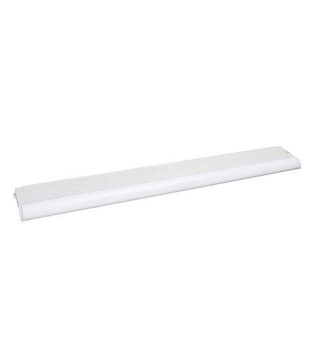 Kichler Lighting Modular Fluorescent 120v/21w Cabinet Strip/Bar Light in White 10028WH