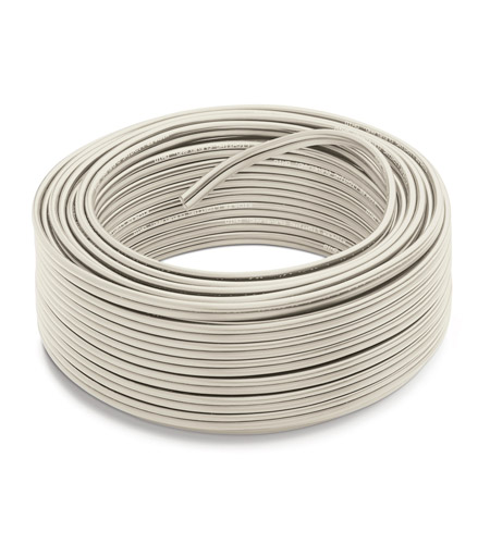 Kichler Lighting Linear Cable 100ft (White) Cabinet Accessory in White Material 10232WH