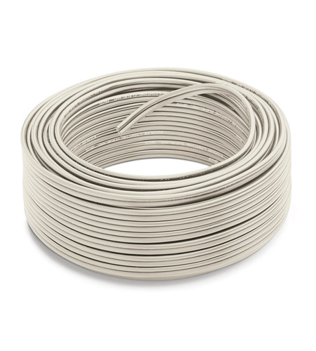 Kichler Lighting Linear Cable 1000ft (White) Cabinet Accessory in White 10234WH photo