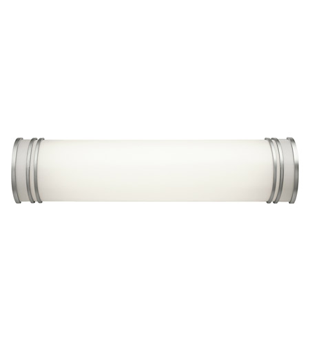 Kichler 10330WH Signature 2 Light 25 inch White Bath Vanity Wall Light photo