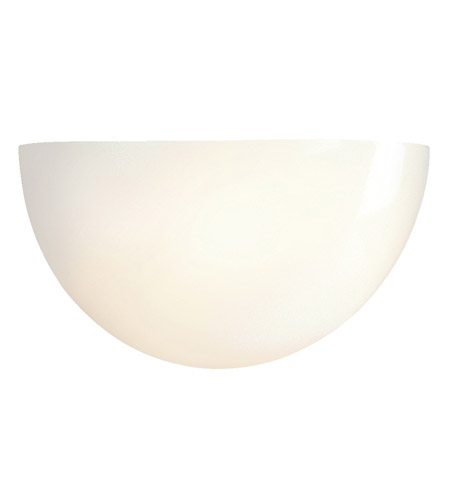 Kichler Lighting Signature 2 Light Fluorescent Sconce in White 10333WH photo