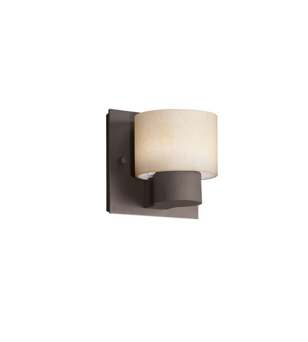 Kichler Lighting Adao 1 Light Fluorescent Sconce in Olde Bronze 10402OZ photo