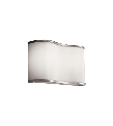 Kichler Lighting Kivik 2 Light Fluorescent Sconce in Brushed Nickel 10436NI