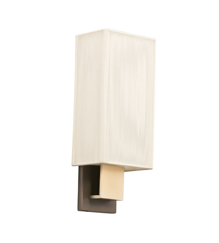 Kichler Lighting Santiago 1 Light Fluorescent Sconce in Champagne 10438CPBG photo