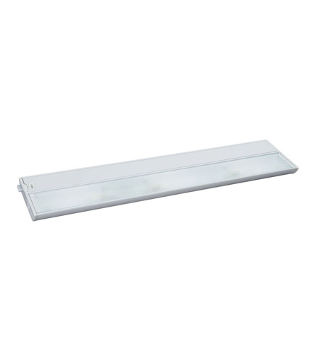 Kichler Lighting Modular 3Lt Xenon 12v/18w Cabinet Strip/Bar Light in White 10563WH