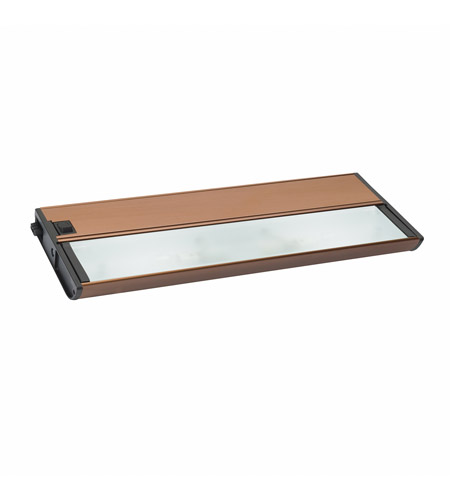Kichler Lighting Modular 2Lt Xenon 12v/18w Cabinet Strip/Bar Light in Brushed Bronze 10564BRZ