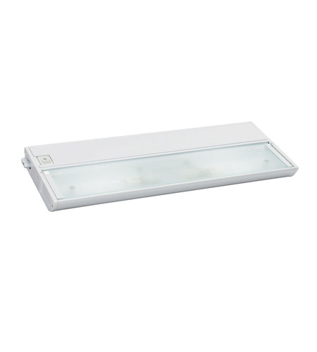 Kichler Lighting Modular 2Lt Xenon 12v/18w Cabinet Strip/Bar Light in White 10564WH