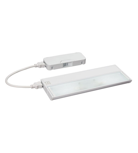 Kichler Lighting Modular 2Lt Xenon All in one Cabinet Strip/Bar Light in White 10567WH