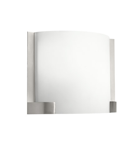 Kichler Lighting Nobu 2 Light Fluorescent Sconce in Brushed Nickel 10620NI photo