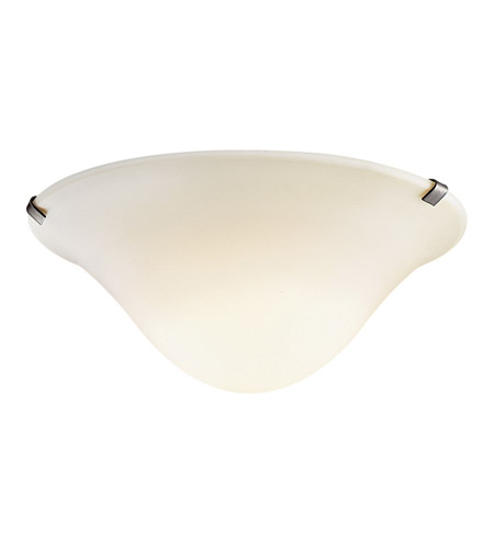 Kichler Lighting Signature 1 Light Fluorescent Semi Flush in Olde Bronze 10893OZ