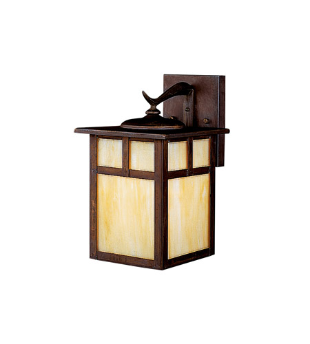 Kichler Lighting Alameda 1 Light Fluorescent Outdoor Wall Lantern in Canyon View 10961CV photo