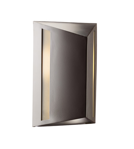 Kichler Lighting Signature 1 Light Fluorescent Outdoor Wall Lantern in Architectural Bronze 10963AZ photo
