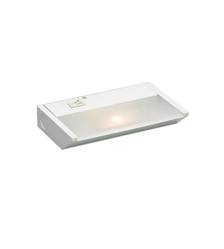 Kichler Lighting Direct-Wire 1Lt Xenon 120v/20w Cabinet Strip/Bar Light in White 12011WH photo