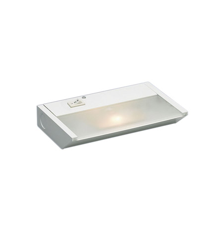 Kichler Lighting Direct-Wire 2Lt Xenon 120v/20w Cabinet Strip/Bar Light in White 12012WH photo