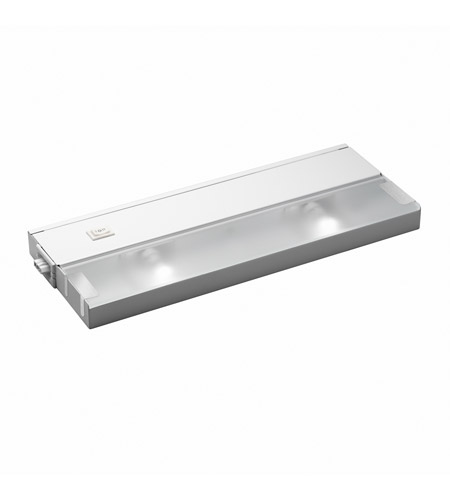 Kichler Lighting Modular 2Lt Xenon 120v/20w Cabinet Strip/Bar Light in White 12212WH