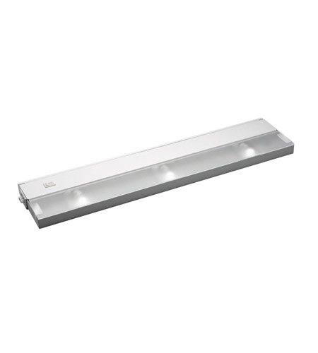 Kichler Lighting Modular 3Lt Xenon 120v/20w Cabinet Strip/Bar Light in White 12213WH