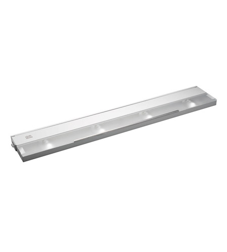 Kichler Lighting Modular 4Lt Xenon 120v/20w Cabinet Strip/Bar Light in White 12214WH