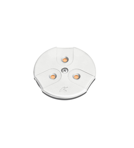 Kichler Lighting LED Puck Light 24v Cabinet Disc/Puck Light in White 12310WH