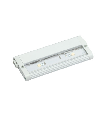 Kichler Lighting Design Pro LED 6in 2700K Cabinet Strip/Bar Light in White 12311WH27 photo