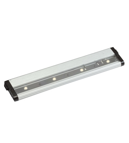 Kichler Lighting Design Pro LED 12in 2700K Cabinet Strip/Bar Light in Brushed Nickel 12313NI27