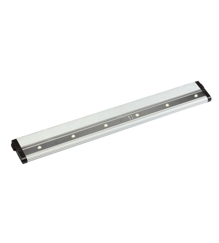 Kichler Lighting Design Pro LED 18inch Cabinet Strip/Bar Light in Brushed Nickel 12315NI