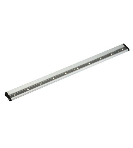 Kichler Lighting Design Pro LED 30inch Cabinet Strip/Bar Light in Brushed Nickel 12317NI