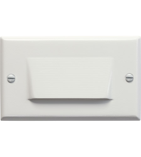Kichler Lighting LED Step Light Shielded Cabinet Fixture-Misc Light in White 12602WH