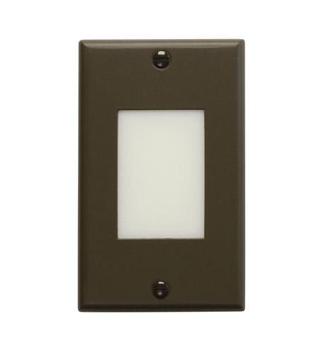 indoor step lights dimmable led kichler 12604az step and hall lights architectural bronze indoor light led 45 inch