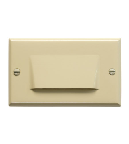 Kichler Lighting LED Step Light Shielded Cabinet Fixture-Misc Light in Ivory 12652IV