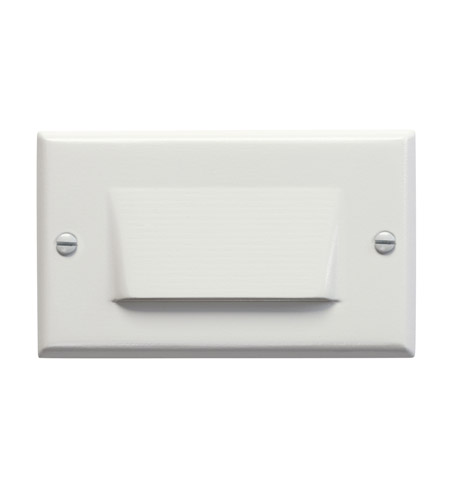 Kichler Lighting LED Step Light Shielded Cabinet Fixture-Misc Light in White 12652WH photo