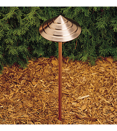 Kichler Lighting Copper 1 Light Landscape 12V Path & Spread in Copper 15351CO photo