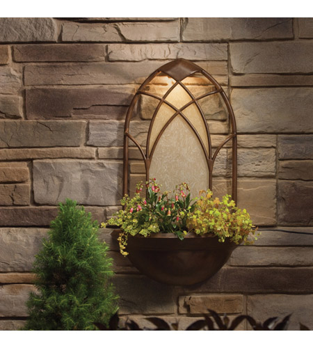 Kichler Lighting Cathedral 1 Light Landscape 12V Specialty in Textured Tannery Bronze 15419TZT photo