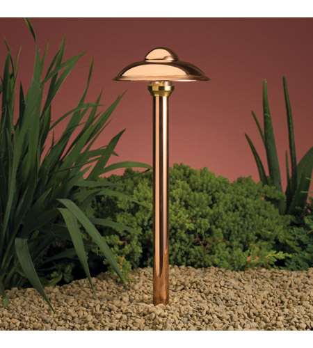 Kichler Lighting Copper 1 Light Landscape 12V Path & Spread in Copper 15431CO photo