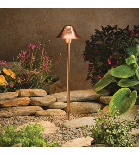 Kichler Lighting Copper 1 Light Landscape 12V Path & Spread in Copper 15455CO