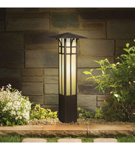 Kichler 15458OZ Landscape 12V 12V 16.25 watt Olde Bronze Landscape Path Light photo