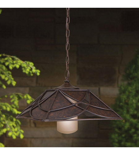 Kichler Lighting Cathedral 1 Light Landscape 12V Specialty in Textured Tannery Bronze 15499TZT photo