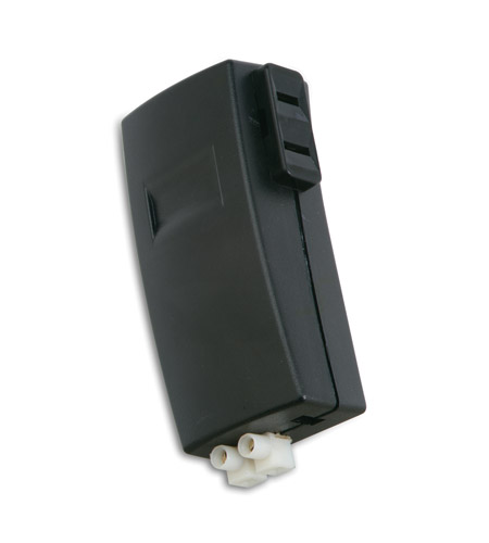 Kichler Lighting Synchronizer Landscape 12V Accessory in Black (Painted) 15511BK