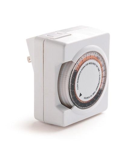 Kichler Landscape Lighting Manual : Kichler lighting accessory timer manual in white wh