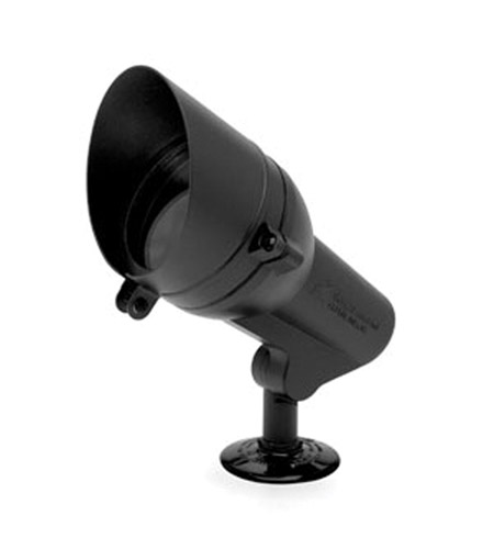 Kichler Lighting Accessory Cowl PAR20 Med Landscape 120V Accessory in Textured Black 15620BKT