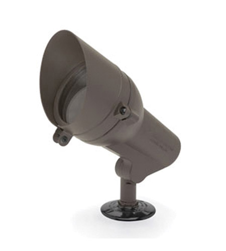 Kichler Lighting Accessory Cowl PAR20 Med Landscape 120V Accessory in Textured Midnight Spruce 15620MST photo