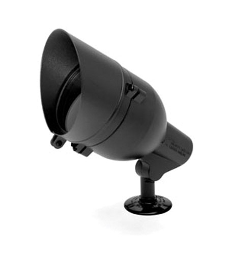 Kichler Lighting Accessory Cowl PAR30 Med Landscape 120V Accessory in Textured Black 15640BKT photo