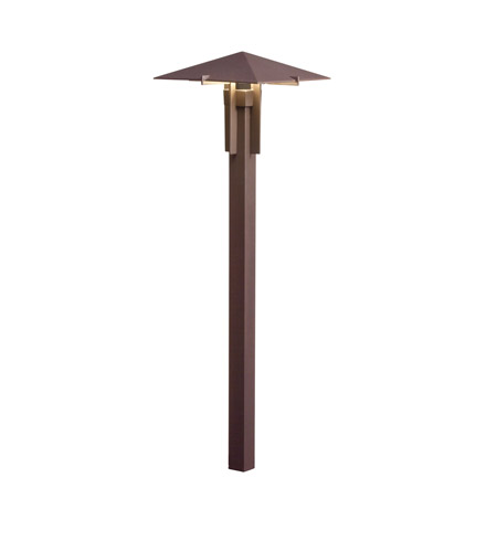 Kichler Lighting LED Forged Path Landscape 12V LED Path/Spread in Textured Architectural Bronze 15803AZT