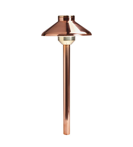 Kichler Lighting Landscape LED Path Light in Copper 15821CO