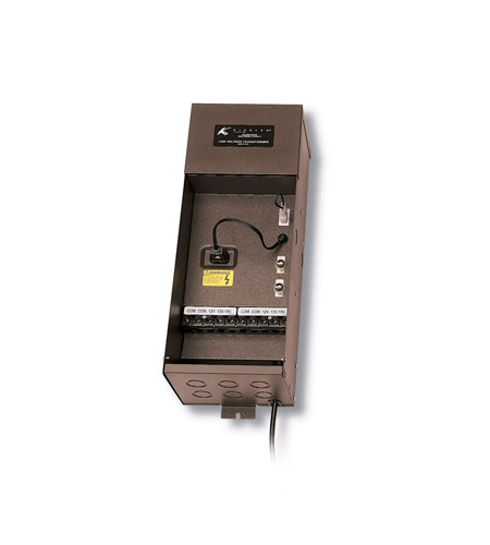 Kichler Lighting Transformer 900W Plus Series Landscape 12V Transformer in Textured Architectural Bronze 15PL900AZT