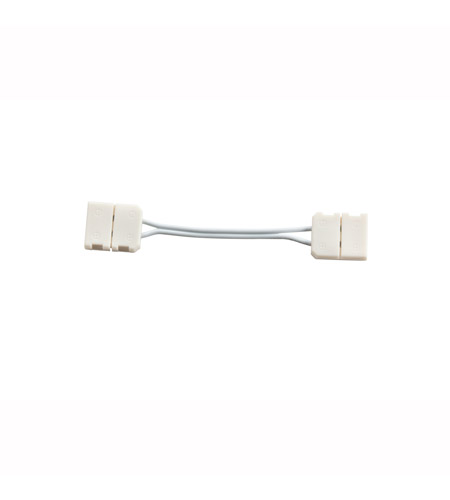 Kichler Lighting LED Tape Interconnect Single 2in in White Material 1IC02WH
