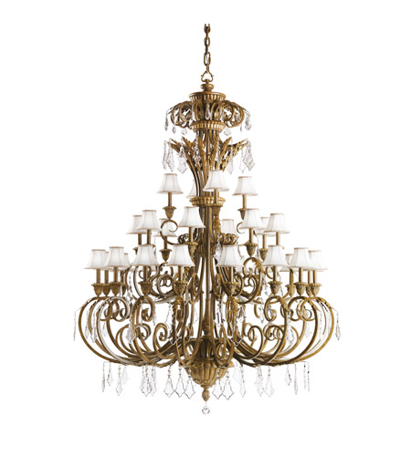 Kichler Lighting Ravenna Foyer Chandelier in Ravenna 2134RVN