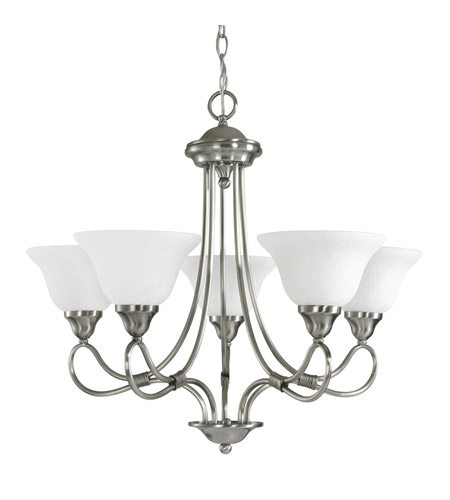 Kichler Lighting Stafford 5 Light Chandelier in Antique Pewter 2557AP